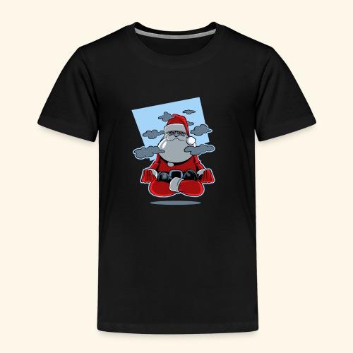 Papa Noël zen - T-shirt Premium Enfant
