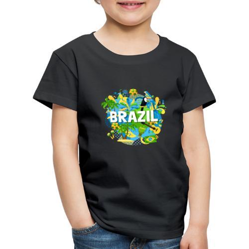 Encontro Brasil - Kids' Premium T-Shirt