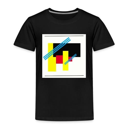 geometrie - T-shirt Premium Enfant