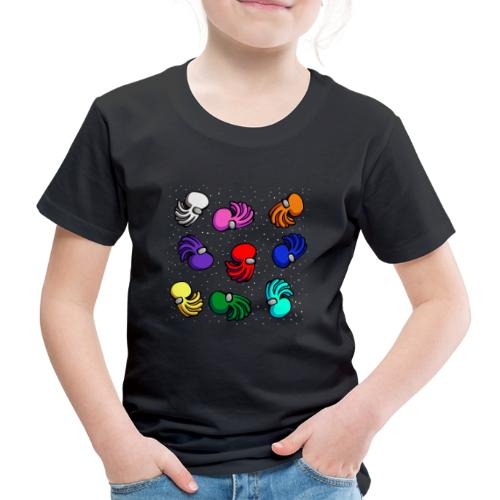 Among Octopus - T-shirt Premium Enfant