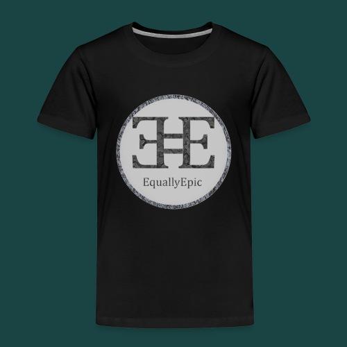 Black Male Tee 2 long - Kids' Premium T-Shirt