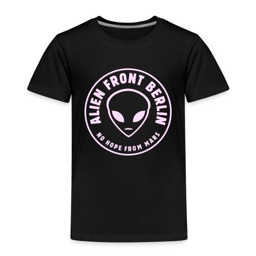 Alien Front Berlin Vektor - Kinder Premium T-Shirt