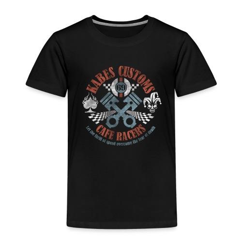 Kabes Cafe Racers T-Shirt - Kids' Premium T-Shirt