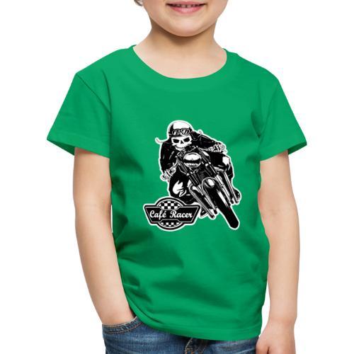 Café Racer - Camiseta premium niño