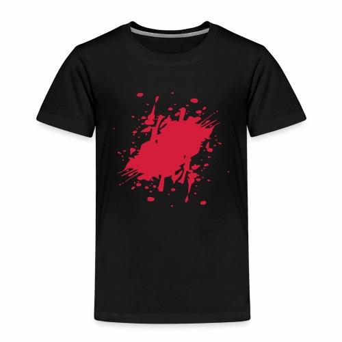 blutfleck - Kinder Premium T-Shirt