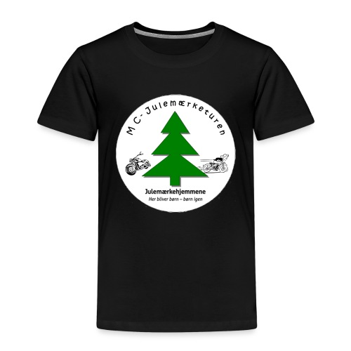 MCJul - Børne premium T-shirt