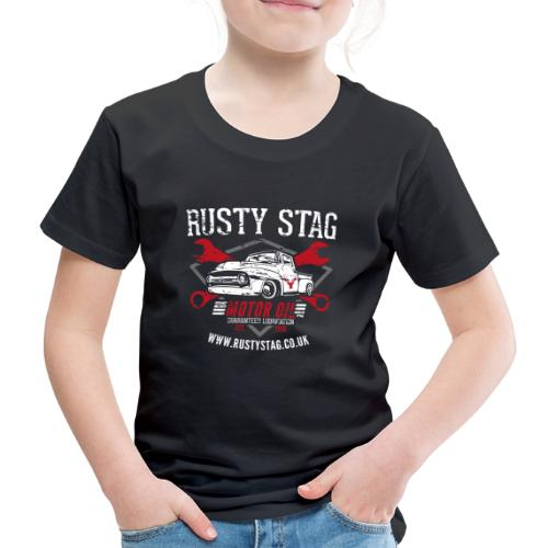 Motor Oil Tee - Kids' Premium T-Shirt