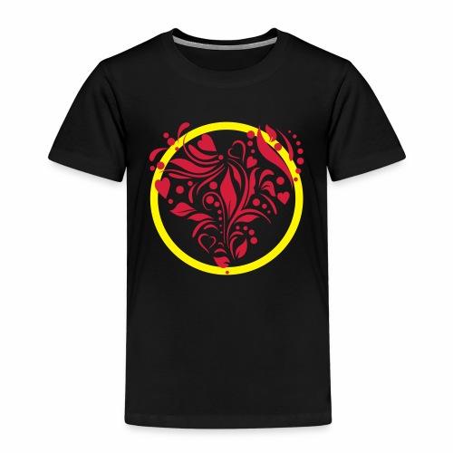 Herzemblem - Kinder Premium T-Shirt