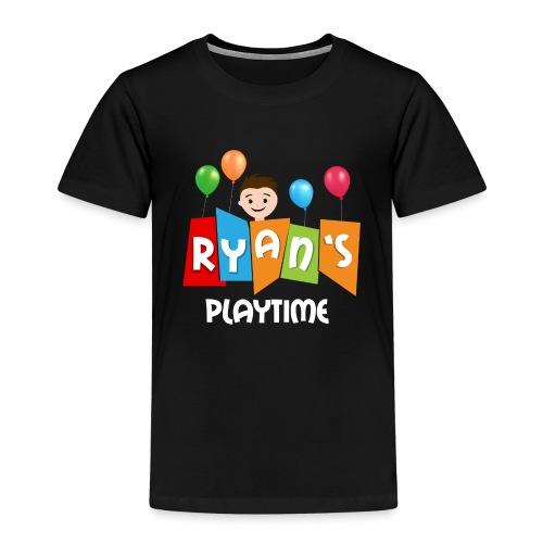 Playtime with Ryan - Kids' Premium T-Shirt