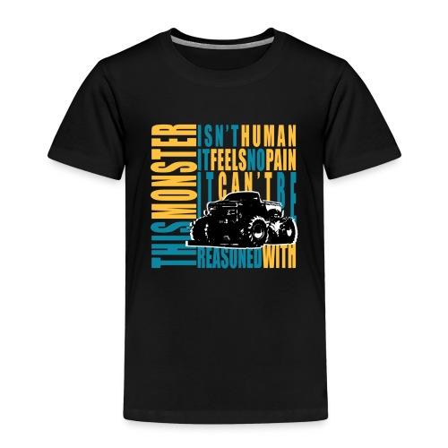 This monster - Koszulka dziecięca Premium
