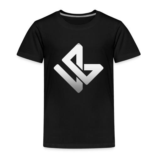 vintage boy logo - Kinderen Premium T-shirt