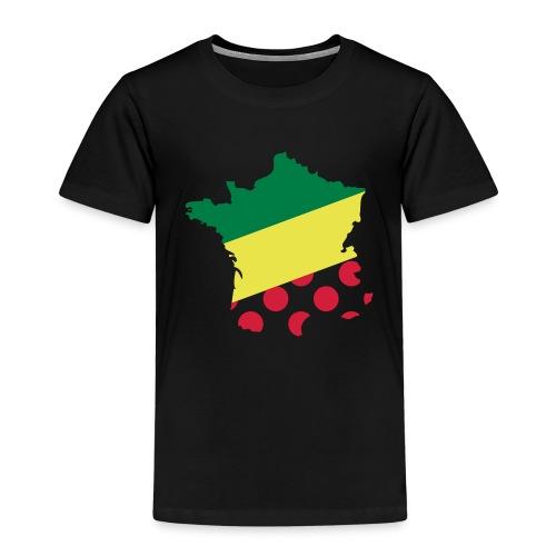 Tour de France - Kinder Premium T-Shirt