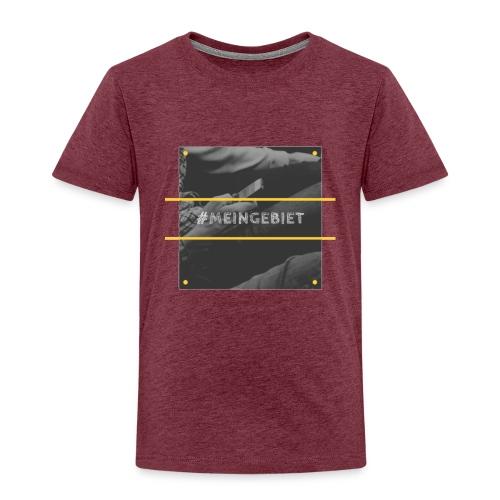 MeinGebiet - Kinder Premium T-Shirt