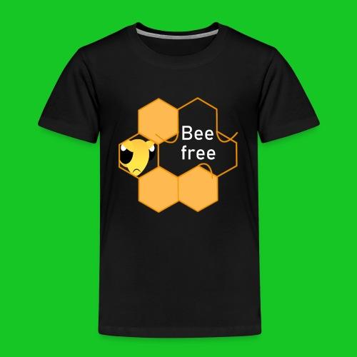 Bee Free - Kinderen Premium T-shirt