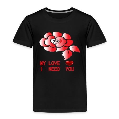 MY flowr - T-shirt Premium Enfant