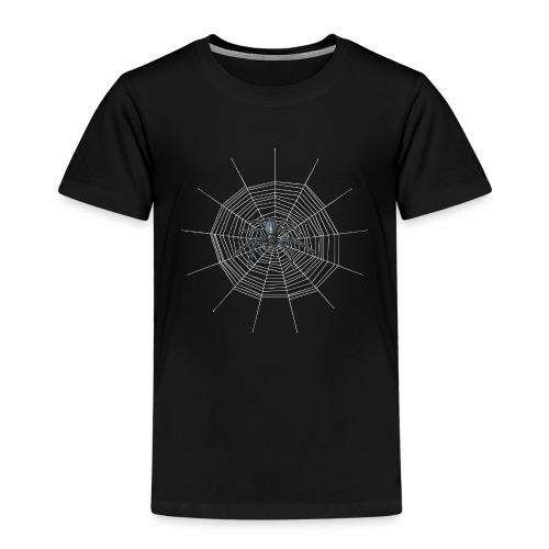 Spinnennetz - Kinder Premium T-Shirt