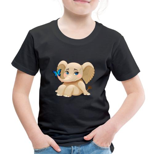 Elefant Baby - Kinder Premium T-Shirt
