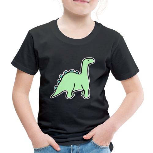 dinosaurus - Kinderen Premium T-shirt