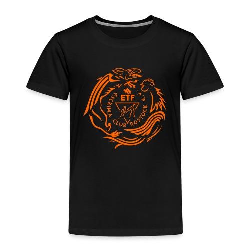 ECR ev 2009 korrigiert - Kinder Premium T-Shirt