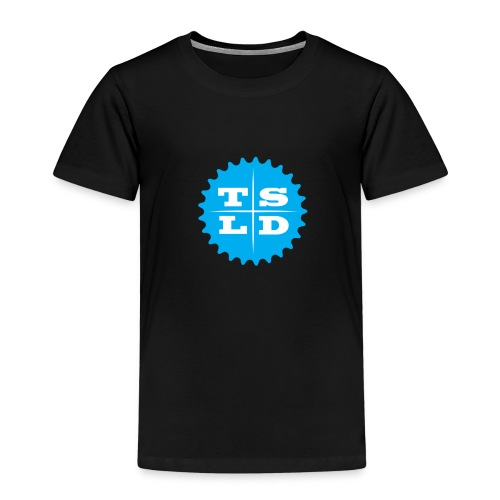 tsld-cog Front - Kinderen Premium T-shirt
