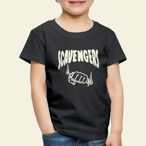 scavengers - Børne premium T-shirt