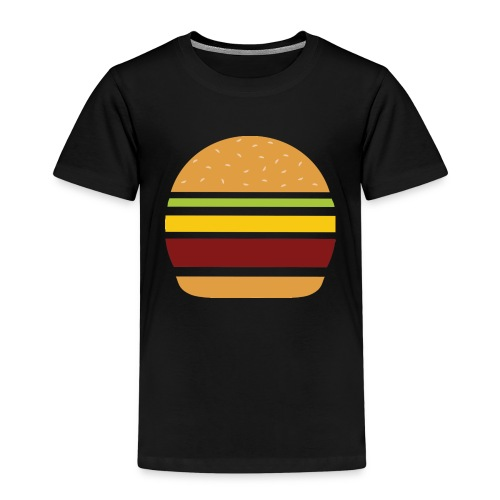 Logo Burger Panhamburger - T-shirt Premium Enfant