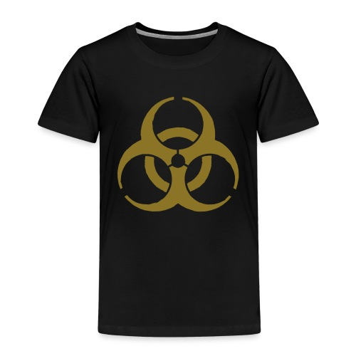 Biohazard symbol - Kids' Premium T-Shirt