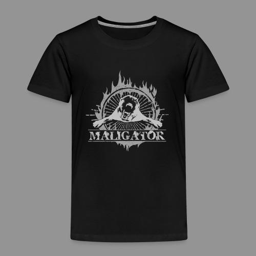 Maligator - Belgian shepherd - Malinois - Kids' Premium T-Shirt