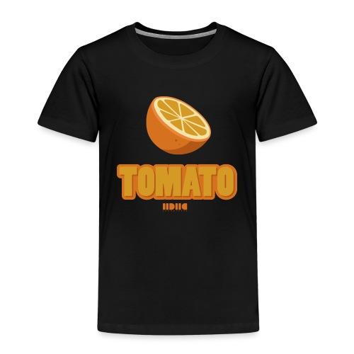 Tomato, tomato - Premium-T-shirt barn