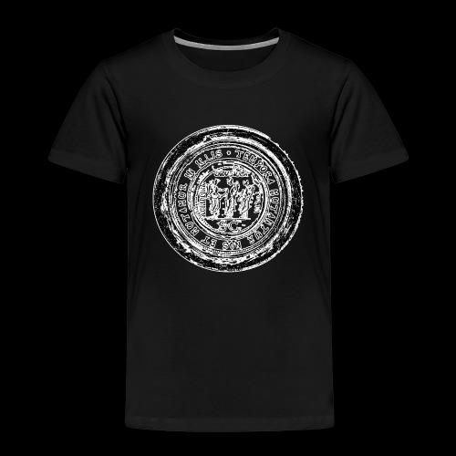 Tempora mutantur nos et mutamur in illis (black - Kinder Premium T-Shirt