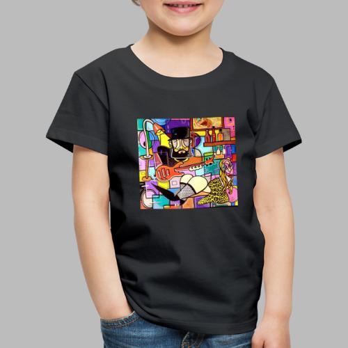 Vunky Vresh Vantastic - Kinderen Premium T-shirt