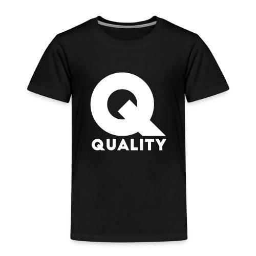 Quality White - Camiseta premium niño