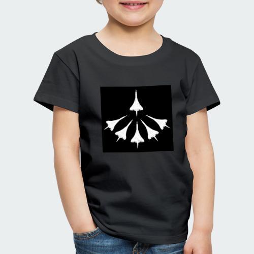 Concorde Fleet - Kids' Premium T-Shirt