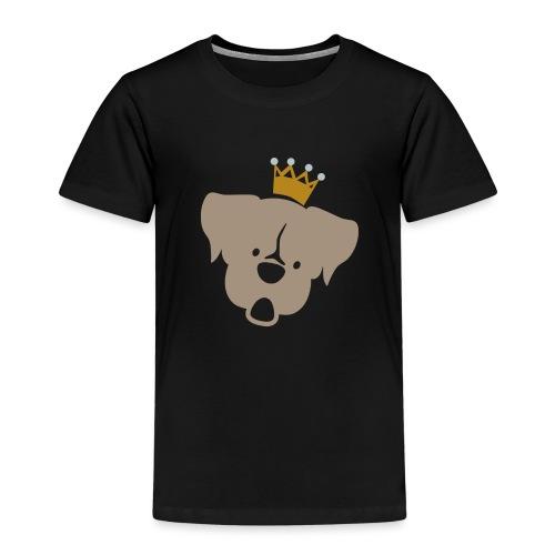 Prinz Poldi braun - Kinder Premium T-Shirt