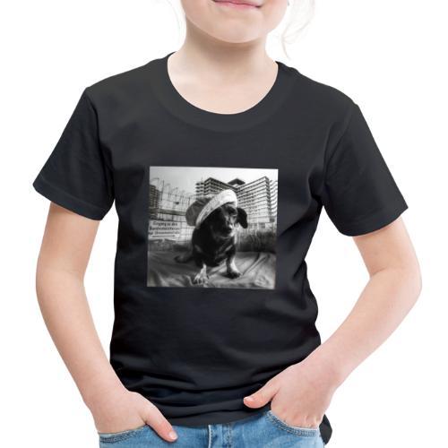 Minister Dog - Kinder Premium T-Shirt