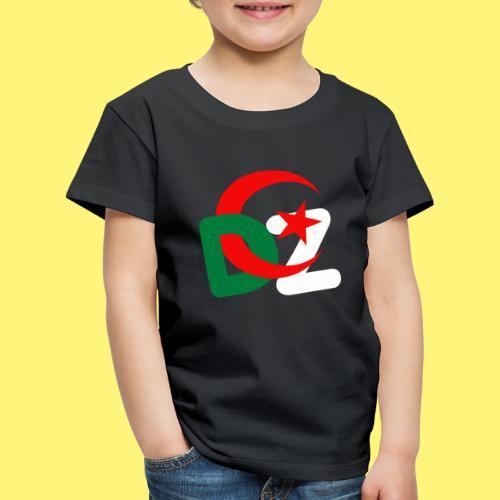 DZ ALGERIE - T-shirt Premium Enfant