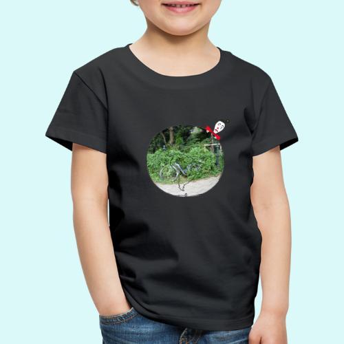 mapemonde clown - T-shirt Premium Enfant