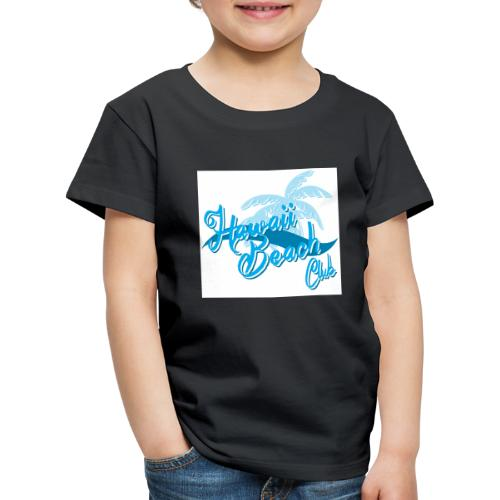 Hawaii Beach Club - Kids' Premium T-Shirt