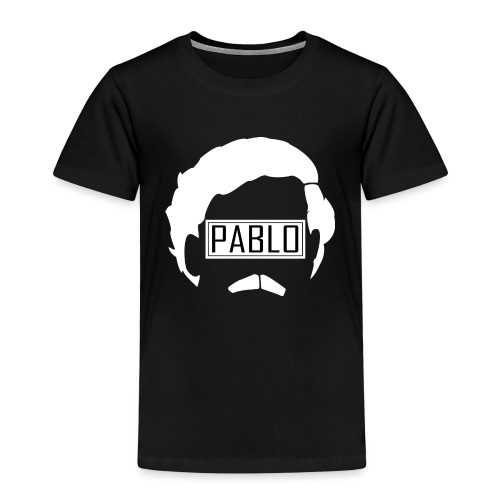 PABLO ESCOBAR TSHIRT - Kinderen Premium T-shirt
