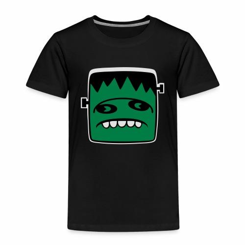 Fonster Weisser Rand ohne Text - Kinder Premium T-Shirt