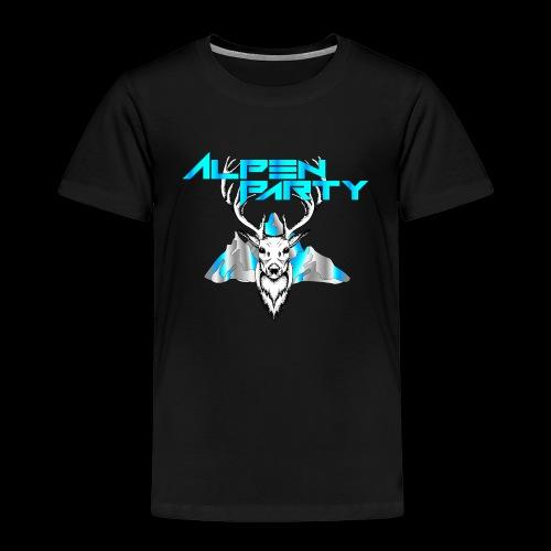 Alpenparty - Die geilste Party im Land - Kinder Premium T-Shirt