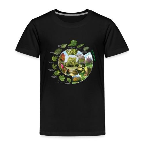 flowercontest - Kinder Premium T-Shirt