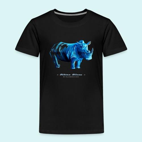 Rhino Blues - Kids' Premium T-Shirt