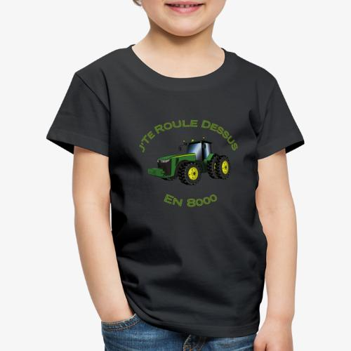 JD 8000 - T-shirt Premium Enfant