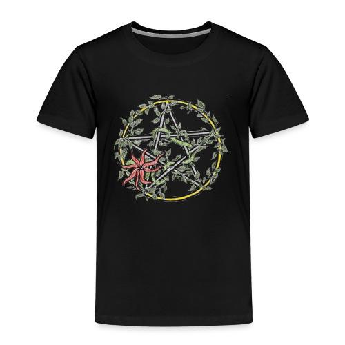 pentacle ivy - Kids' Premium T-Shirt