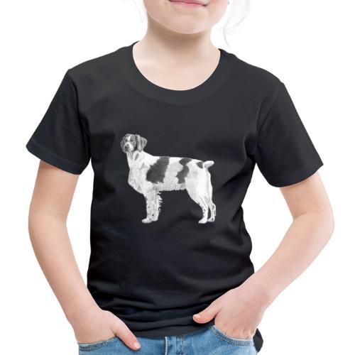 Brittany - Breton - Børne premium T-shirt