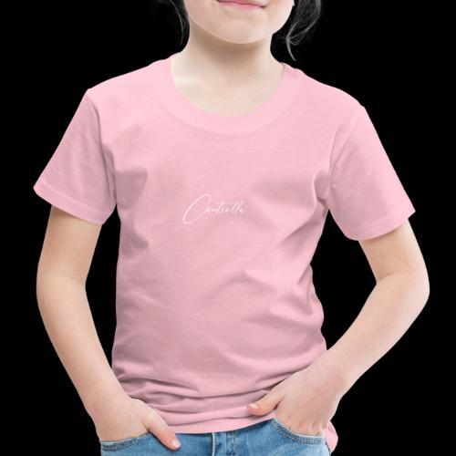 controlla wit - Kinderen Premium T-shirt
