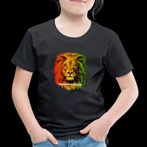 THE LION OF JUDAH - Kinder Premium T-Shirt
