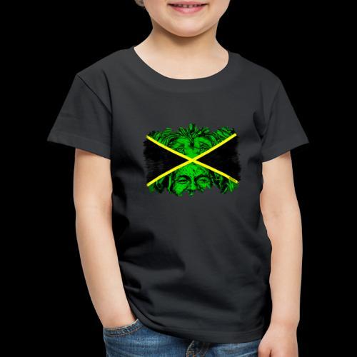 LION BOB JAMAICA - Kinder Premium T-Shirt