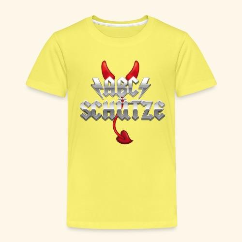 ABC-Schütze T-Shirt - Geschenk zum ersten Schultag - Kinder Premium T-Shirt